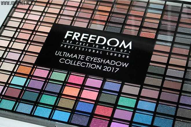 Freedom ultimate eyeshadow collection