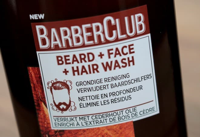 barberclub facewash
