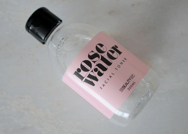 the beauty dept rose water