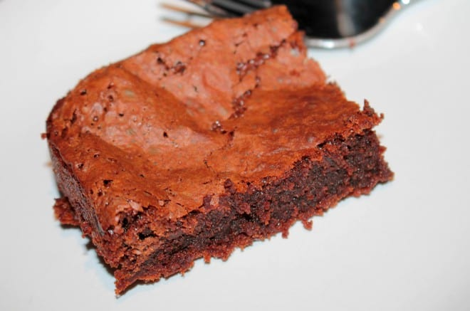 smeuïge nutella brownies