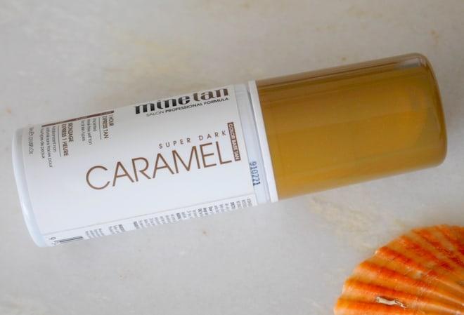 MineTan caramel