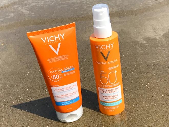 Vichy capital soleil spf