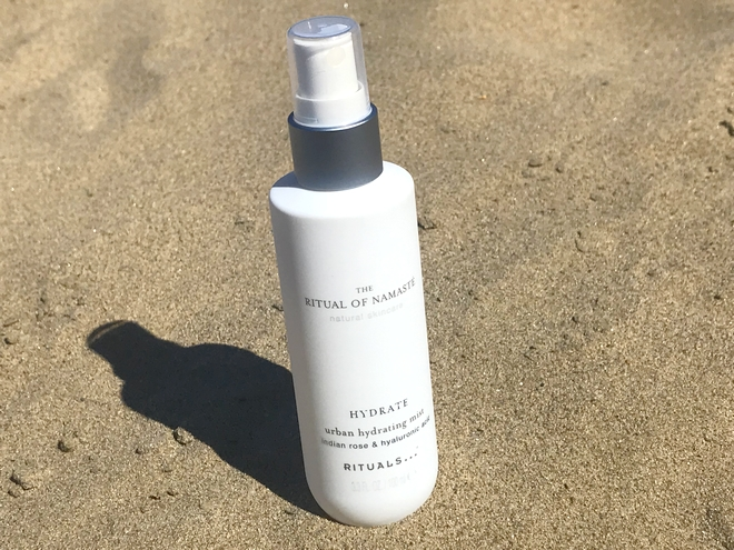 urban hydrating mist