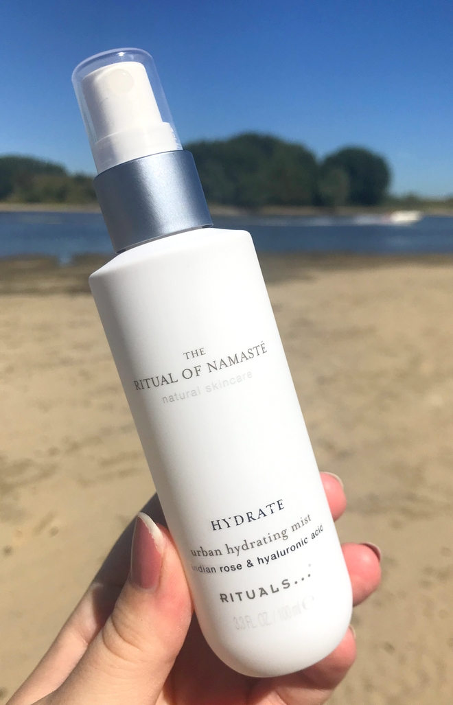 Rituals hydrating face mist