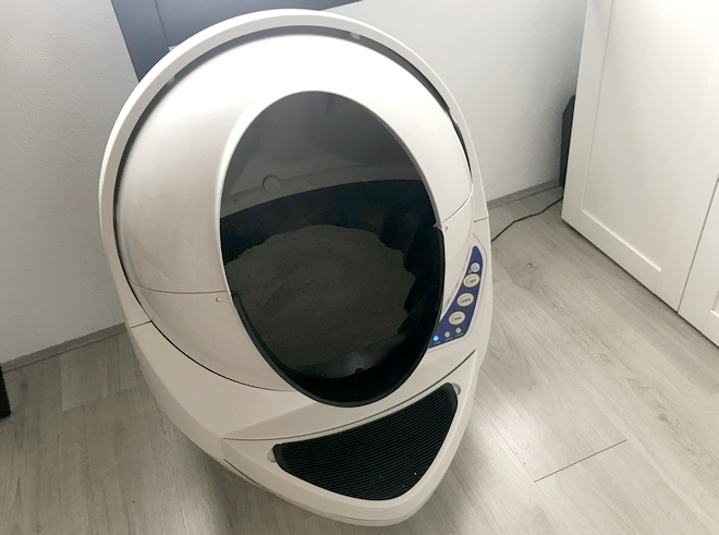 Litter Robot open air 3