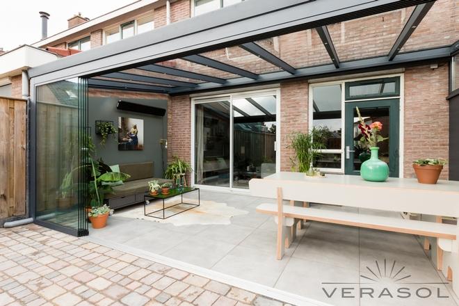Verasol overkapping