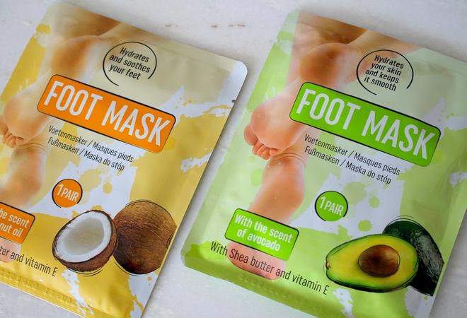 voetenmasker action