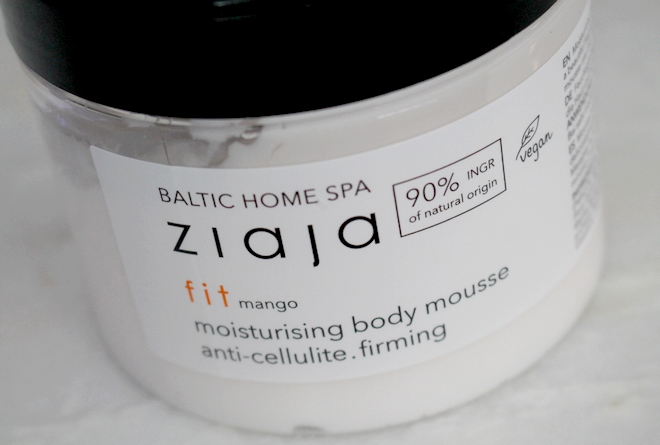 Ziaja Baltic home spa